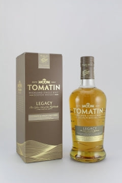 Whisky Tomatin  Legacy Single Malt Bourbon & Virgin Oak Casks