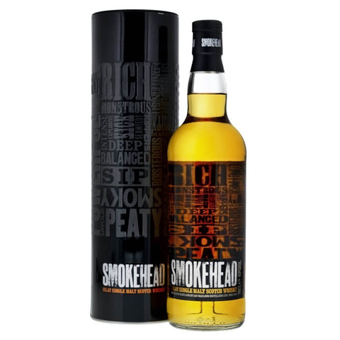 Whisky Smokehead Single Malt