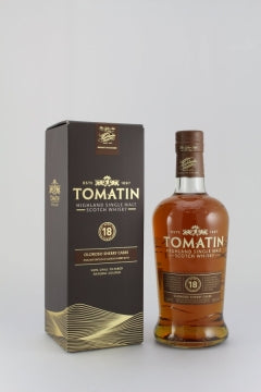 Whisky Tomatin Single Malt Olorosso Sherry Casks 18y