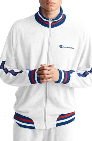 Champion terry warm up Jacket