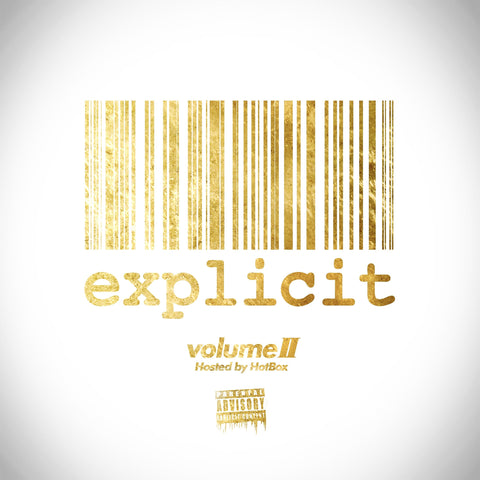 Explicit Volume 2 (CD)