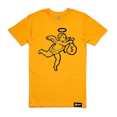 T-shirt Hasta Muerte GOLD ANGEL