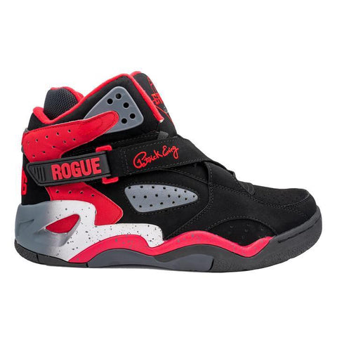 Souliers Patrick Ewing ROGUE Black/Red/Castlerock