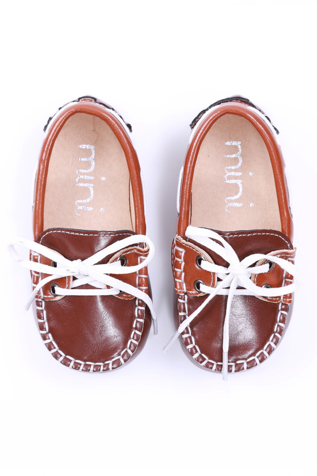 Boat Shoes - Brown