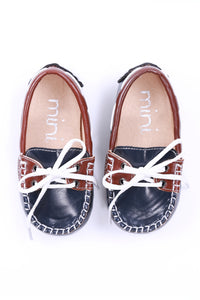 Boat Shoes - Blue