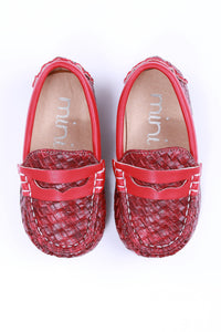 Ricci Loafer - Red
