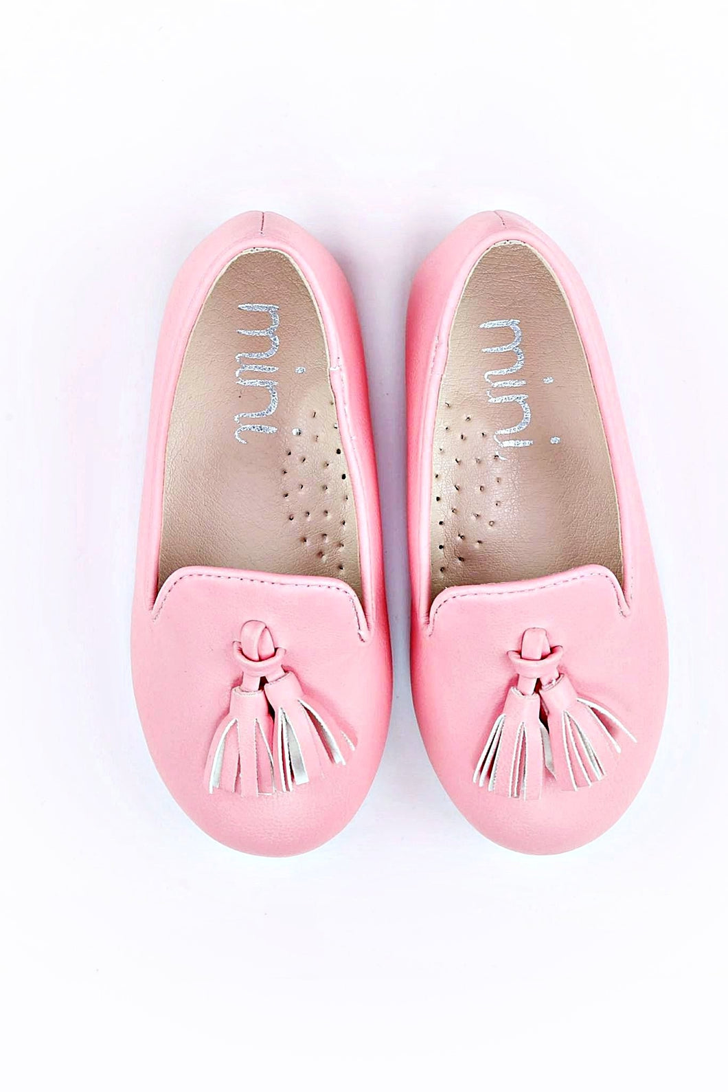 Ollie Peach Loafer Slipper (Girl)