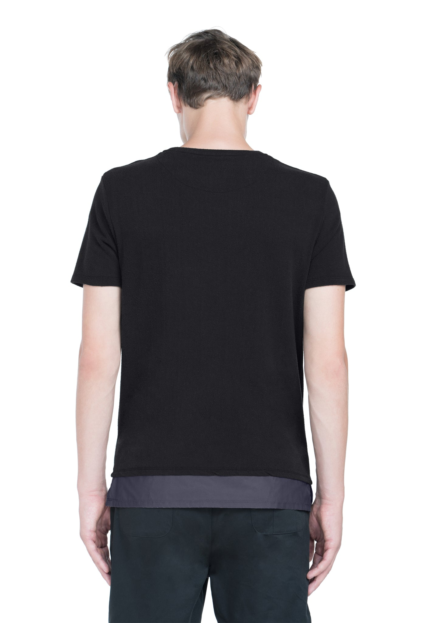 INGLEWOOD - T-SHIRT - JET BLACK