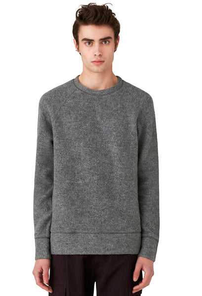 MARQUES - PULLOVER - HEATHER GREY