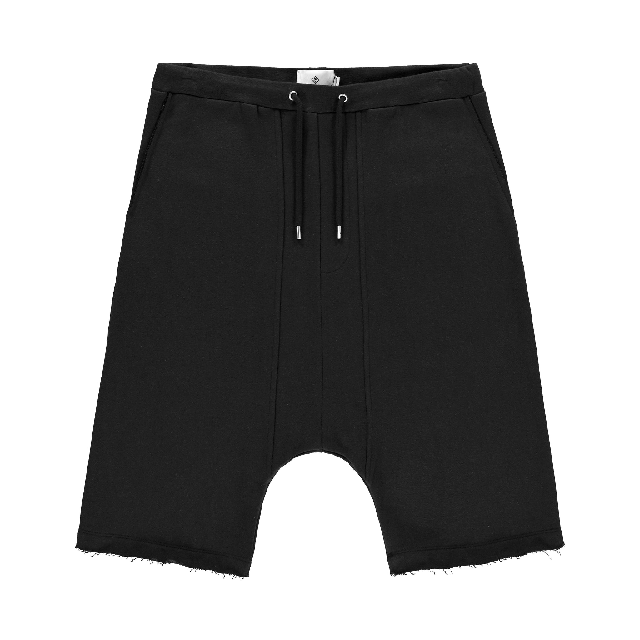 BELMONT - SHORT - JET BLACK