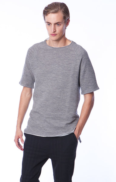 MICAH - T-SHIRT - GREY