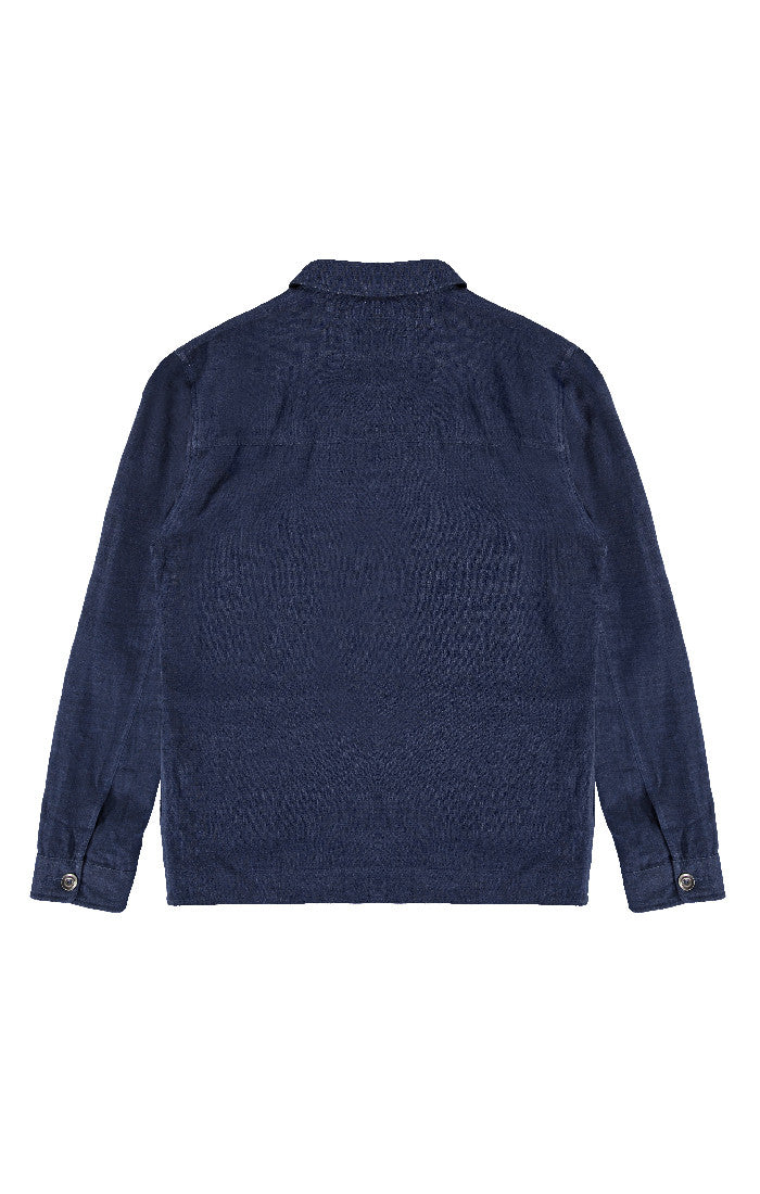PORT - JACKET - ESTATE BLUE