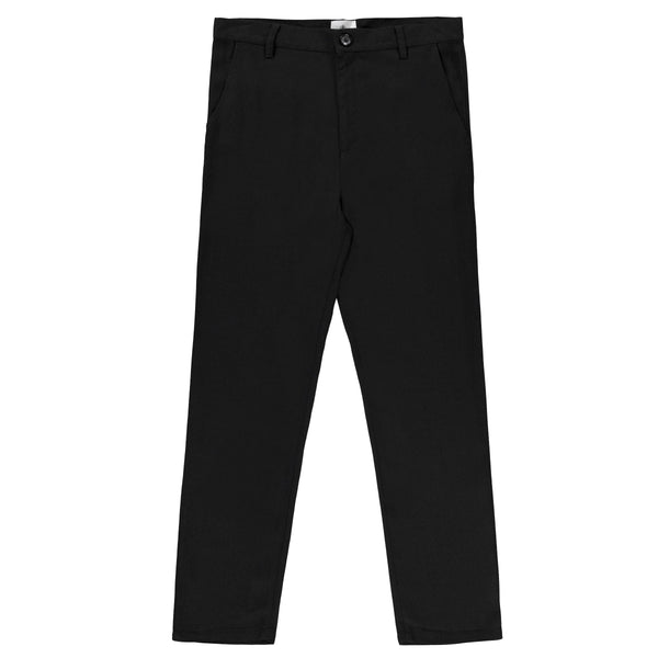 VINELAND - PANT - JET BLACK