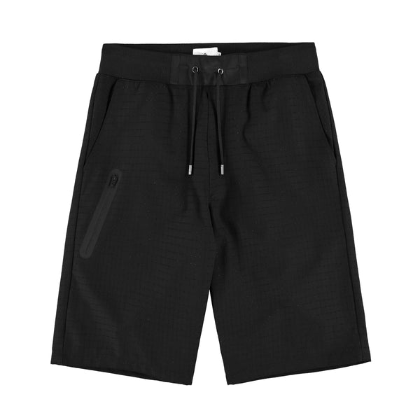 CLAREMONT - SHORT - JET BLACK