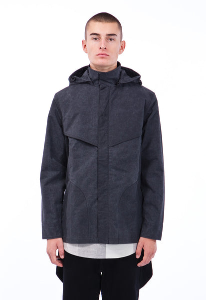 ROCCO - JACKET - BLACK