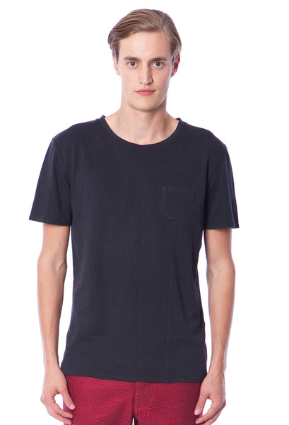 SILAS - T-SHIRT - BLACK