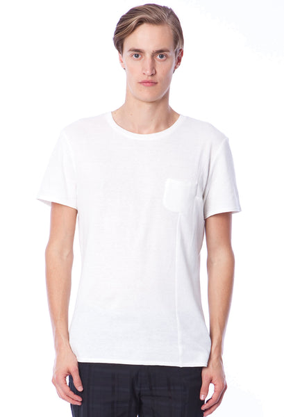 SILAS - T-SHIRT - WHITE