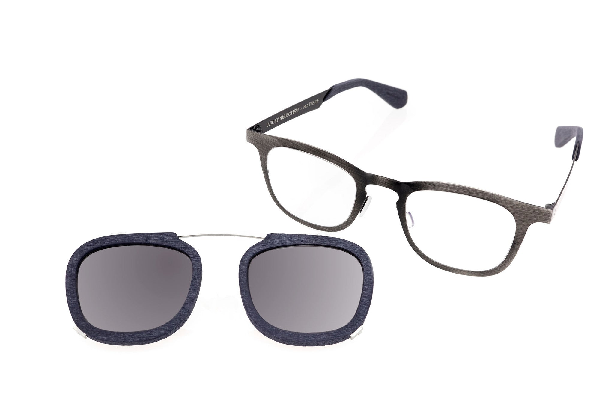 FRANCO - GLASSES - OMBRE NAVY