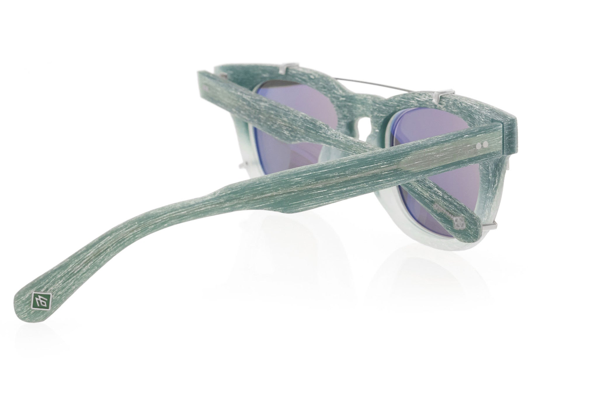 IVE - GLASSES - LILY PAD GREEN
