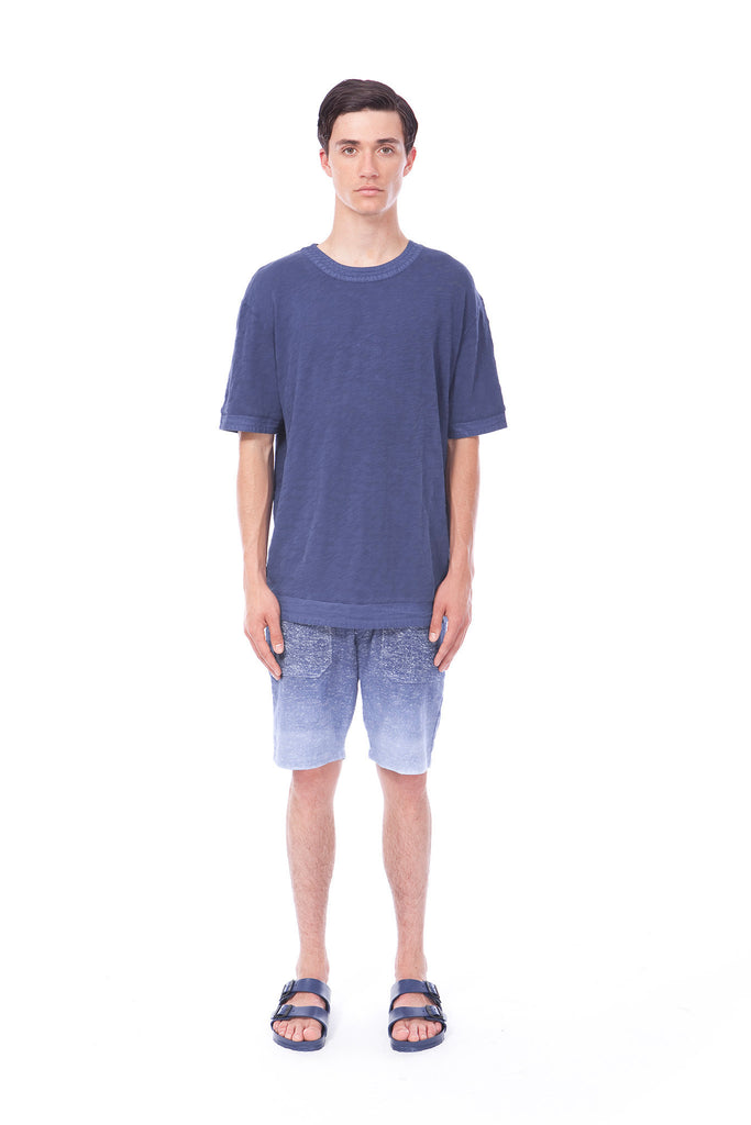 THOMAS - T-SHIRT - ESTATE BLUE