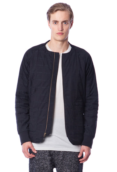 WHEELER - JACKET - BLACK