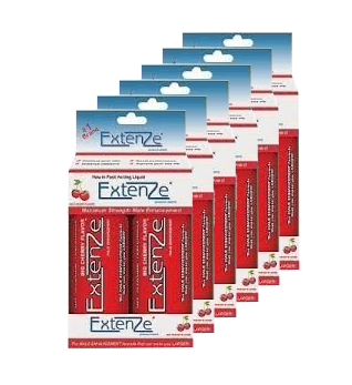 ExtenZe 2 Pack Fast Acting Liquid - Six Pack