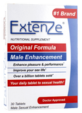 ExtenZe™ 30 Tablet Box