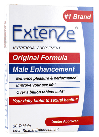 ExtenZe™ 30ct Box Original Formula Male Enhancement