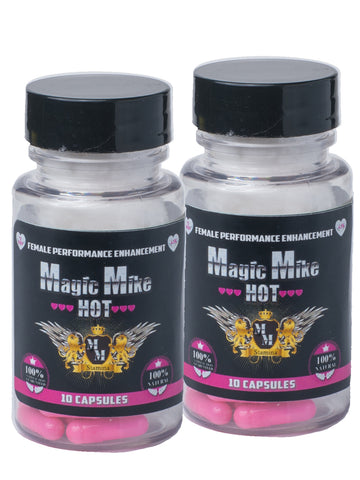 Magic Mike **HOT** 4.5mg 10 Cap Pill Bottle - But 1 get 1 59% Off