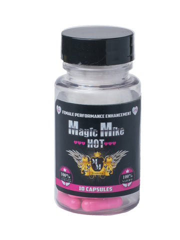 Magic Mike **HOT** 4.5mg 10 Cap Pill Bottle