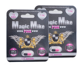 Magic Mike **PINK** 7.5mg 1 Cap Blister (Buy 1 Get 1 Free)