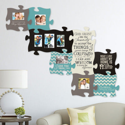 Puzzle Piece Wall Art — Love the Lord Inc