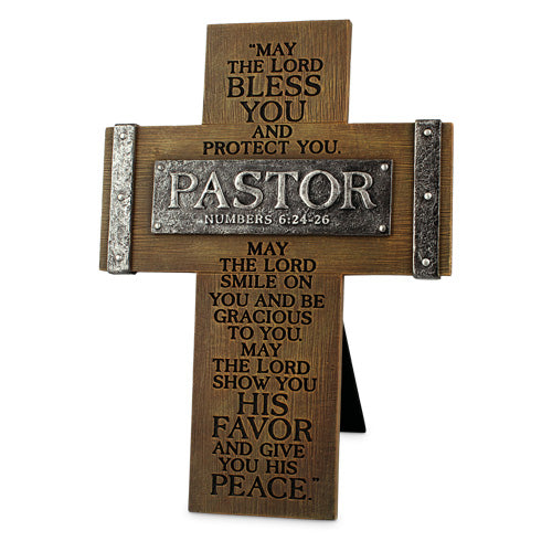 Pastor Cross - Love the Lord Inc