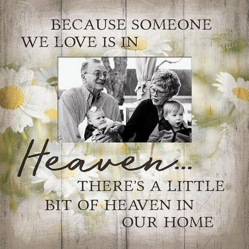 Photo Frame - Someone We Love Is In Heaven - Love the Lord Inc