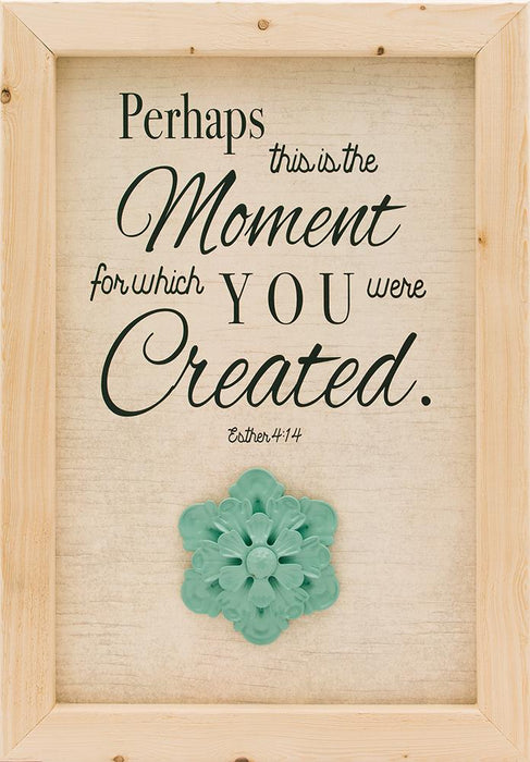 This Is The Moment - Framed Print - Love the Lord Inc