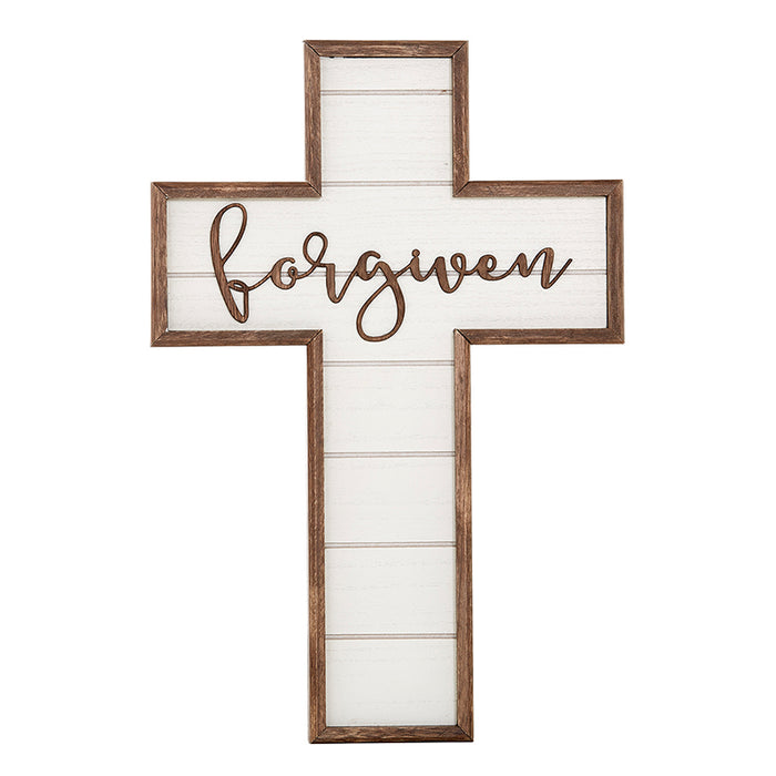 Cross - Forgiven - Love the Lord Inc