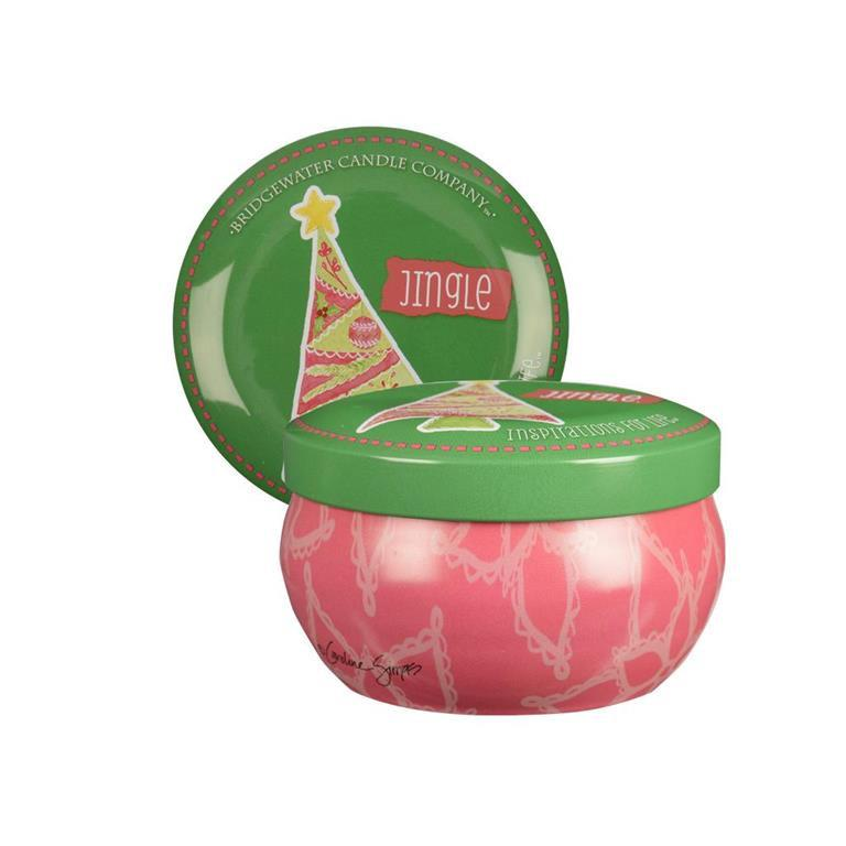 Candle - Jingle Christmas Candle - Love the Lord Inc