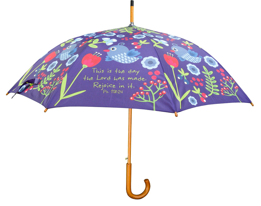 Christian Umbrella - This is the Day The Lord Has Made - Love the Lord Inc