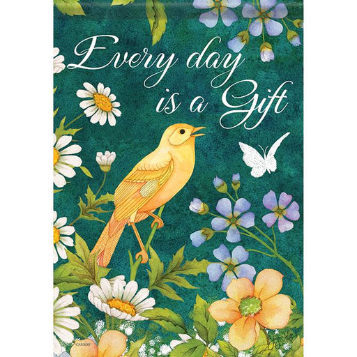 Garden Flag - Every Day Is A Gift - Love the Lord Inc