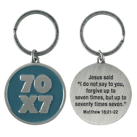 Accessories - Key Chain - 70x7 (Forgive)
