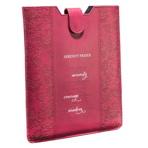 "Scripture Gifts - Tablet Case Cover ""Serenity Prayer"" - Love the Lord Inc"