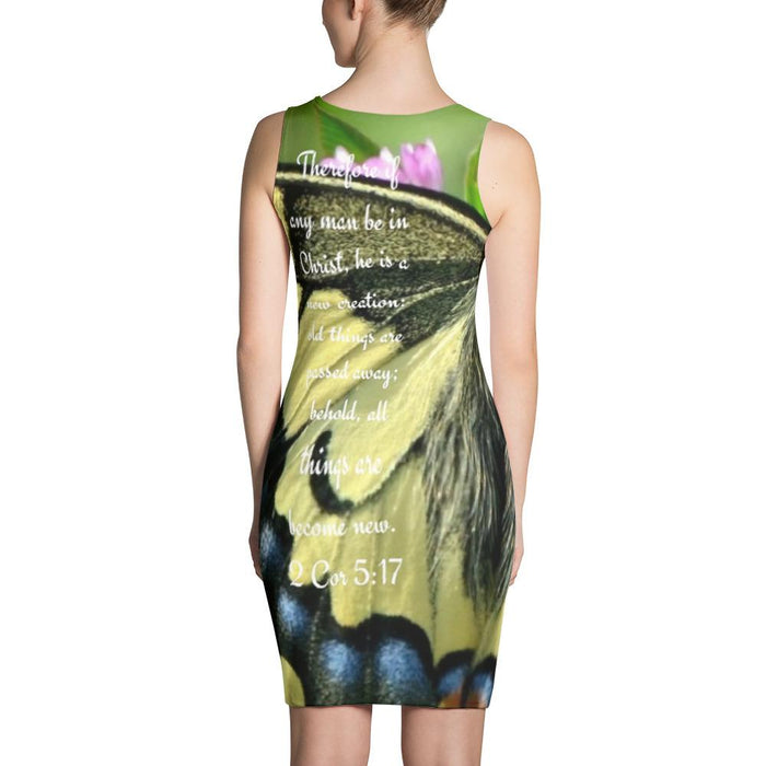 Sublimation Cut & Sew Dress - New Creation In Christ! - Love the Lord Inc