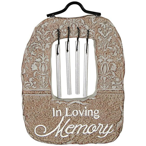 "Memory Gift - Garden Chime ""In Loving Memory"" - Love the Lord Inc"