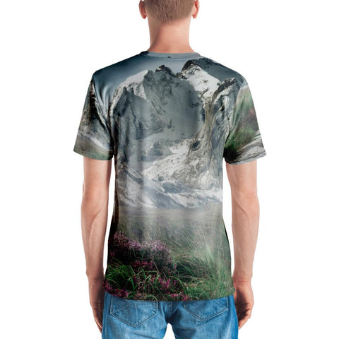 Before The Mountains - Men's All Around T-shirt