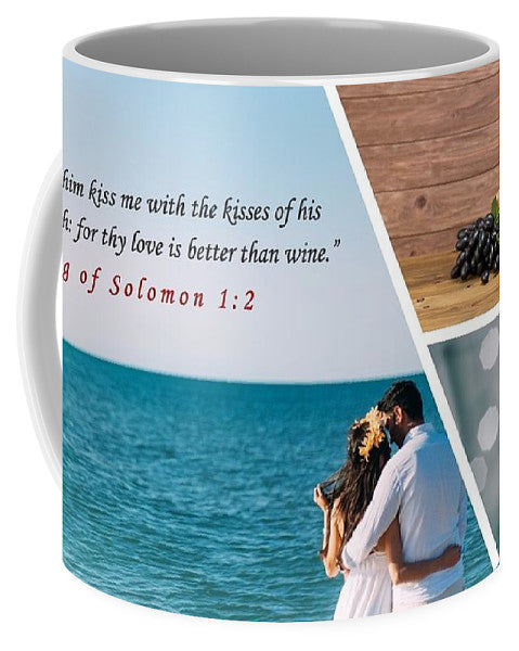 Better Than Wine - Mug - Love the Lord Inc