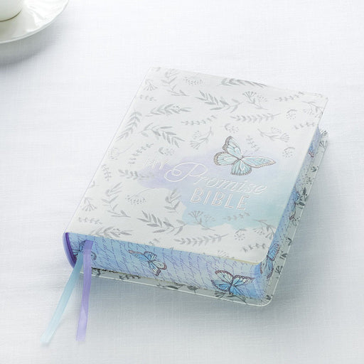 Bible - My Promise Journaling Bible (Butterfly) - Love the Lord Inc