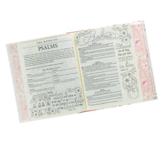 BIBLES - Bible - My Promise Journaling Bible (Pink)