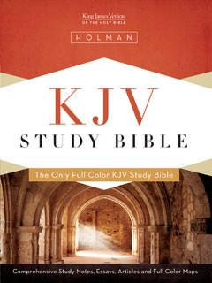 KJV Bible - FULL COLOR - Love the Lord Inc