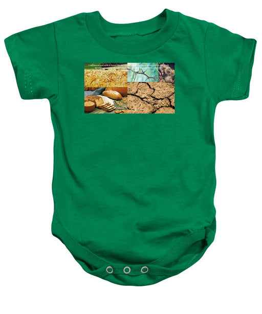 Blessing and Curses - Baby Onesie - Love the Lord Inc