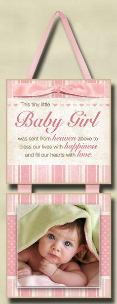 Baby Gifts - Photo Frame (Christian) - Love the Lord Inc